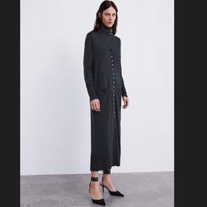 Zara Marino Wool Sweater